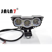 3300LM Motorcycle Led Headlight Conversion / Motorcycle Led Headlight Bulb Manufactures