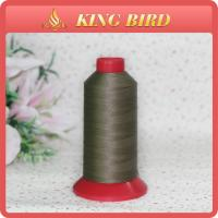 Dyed Nylon Bonded Machine Embroidery Thread Weaving Eco - Friendly Manufactures