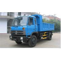 China Dongfeng Mining Dump Truck 4*2 190hp With Left Hand Drive / Right Hand Drive on sale