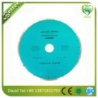 Hot pressed blade for fast and smooth cutting of porcelain,ceramic and tiles Manufactures