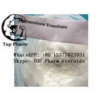 99% Purity Methenolone Enanthate/Primobolan enanthate CAS 303-42-4 for gaining muscles Manufactures