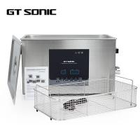Parts GT Sonic Cleaner Stainless Steel Material DEGAS Function LED Display Manufactures