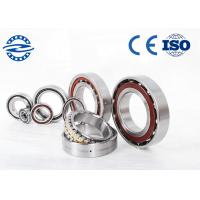 7006CTA / P5 Single Row Angular Contact Ball Bearing 30 × 55 × 13mm For Industrial Manufactures