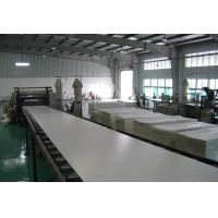 PVC Foam Sheet Making Machinery , Plastic Sheet Extruder Machine Manufactures