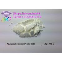China Canada USA Stock Steroid Hormones Metandienone / dianabol / powder injectable anabolic steroids white powder on sale
