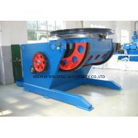 Petro-Chemical Industries Pipe Welding Positioners 20000 Kg Standard Pipe / Vessel Welding Manufactures