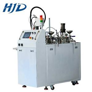 China Two Glue Tank Epoxy Potting Machine AB Automatic Programming High Precision on sale