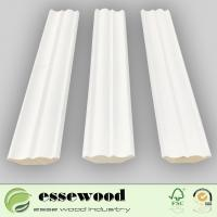 Afforable Timber Primed 8 Inch Crown Moulding for Ceiling Decoration Manufactures