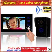 "China Saful TS-YP806MJ 7"" wired video door phone on sale"