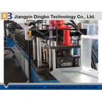 Buy cheap Automatic Metal Fire Damper Roll Forming Machinery , 0.8~1.5mm Thickness from wholesalers