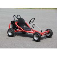 Single Seat Off Road Go Kart Air - Cooled ,168ccmini Go Karts For Kids Manufactures