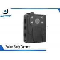 Wide Angle 140 Degree 32GB With 2 IR Lights Security Body Worn Camera Manufactures