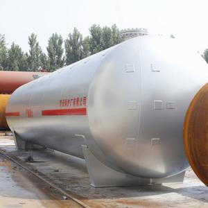 Hot sale 60cbm lpg storage tank price , lpg gas tank for sale Manufactures