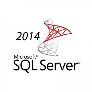 Original Authentic Microsoft SQL Server 2014 Standard DVD OEM English Version