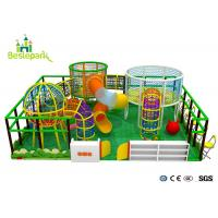 Quality Soft Giant Indoor Playground , Family Fun Indoor Playground For 2 Year Old for sale