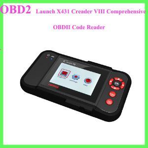 Launch X431 Creader VIII Comprehensive OBDII Code Reader Manufactures