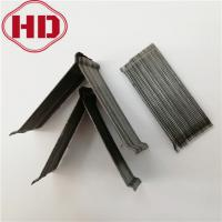 China Steel Fibre For Concrete glued/collated on sale