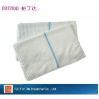 Microfiber Multi-purpose Cleaning Towel With Stripe Manufactures
