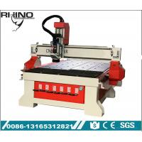 ATC 9KW Spindle 1530 CNC Router Machine For Wood Cabinets / Doors / Windows Manufactures