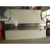 Steel Sheet CNC Hydraulic Press Brake With 6mm Thickness DA52 Manufactures