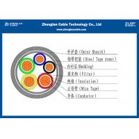 China 0.6/1kV 5 Cores XLPE Insulated Fire Rated (Armoured )Cable /ZR-YJV32(ZR-YJLV32)/ZR-YJV22(ZR-YJLV22) on sale