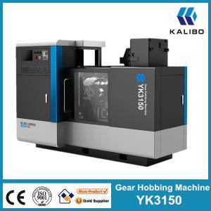 YK3150 CNC Gear Hobbing Machine Manufactures