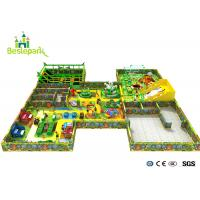 Shopping Mall Kids Indoor Playground With Amusement Equipment & Environmental Manufactures