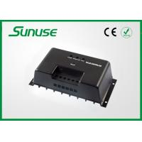 China High efficiency 10a MPPT Solar Panel Charge Controller Regulator 12V / 24V auto switch on sale