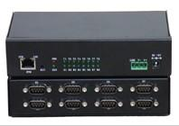 China SCADA Industrial 1-32 ports RS232/485/422 to Ethernet(IP) server on sale
