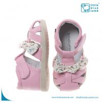 China fashion leather children shoes with bowknots UI-B65009PK on sale