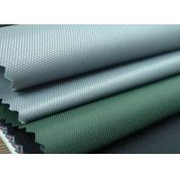 China Pes 500D oxford fabric flame retardant pu coating for tent on sale