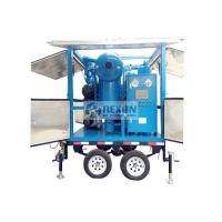 Mobile and Weather-proof Type Transformer Oil Purifier with Capacity 6000 LPH Manufactures