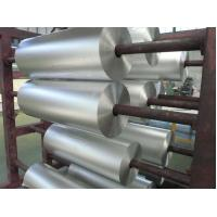 Mill Finihshed 8011 8006 Sheets Printing On Aluminum Foil Pipe Cable Manufactures