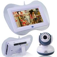 """Quality 2.4GHz Wireless 7"""" LCD Baby Monitor DVR + 9 IR LED Lights Camera for sale"""