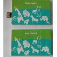 China puzzle credit card usb flash disk china supplier on sale