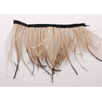 Feather Fringe Custom Decorative Trimmings for Garment and Crafts Manufactures