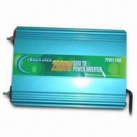 2,500W Grid Tie Power Inverter for Solar Panel or Wind Turbine with CE Certification Manufactures