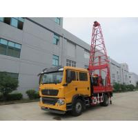 China DPP-300 Truck Mounted Drilling Rigs on sale