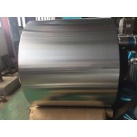 Plain / Bare Air Conditioner Aluminum Coil 0.28MM Thickness For Fin Stock Manufactures