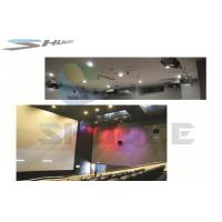 Indoor 5D Cinema Equipment / Device / Accessory, Motion Chair, Special Effect System Manufactures