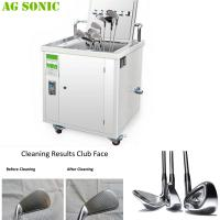 China Mobile And Transportable Ultrasonic Golf Club Cleaner Golf Club Sonic Cleaning Machine on sale