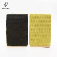 China North Wolf Car Detailing Car Care Clay Glove Car Cleaning Clay Mitt Grey  Color 2.0 on sale