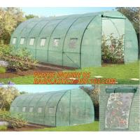 polycarbonate plastic sheet agricultural mini garden green house,plastic walk in dome garden green house, SUPPLIES, PAC Manufactures