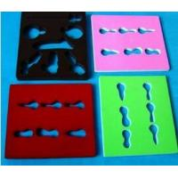 Custom Shape EVA Foam Packaging Inserts Surface Protection SGS Approved Manufactures