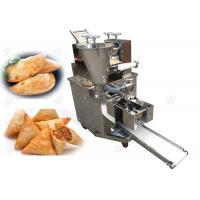 Industrial Dumpling Making Machine Rolling Samosa Pastry Making Machine CE Certification Manufactures