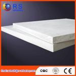 Refractory Ceramic fiber board for industrial kiln / furnace , White Color Manufactures