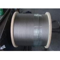 Stainless Steel Wire Rope for Hoisting and Lifting 6x19+IWRC Manufactures