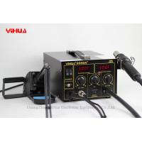 Hot Air Repair Rework Station With Digital SMD Soldering Iron Tip Manufactures