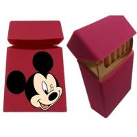 Hottest style silicon cigarette box inside 20 pcs cigarette for promotion gift Manufactures