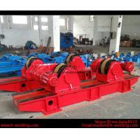 Cylinder Seam Welding Turning Roll Pipe Welding Equipment Rotator Machine 80000kg Manufactures